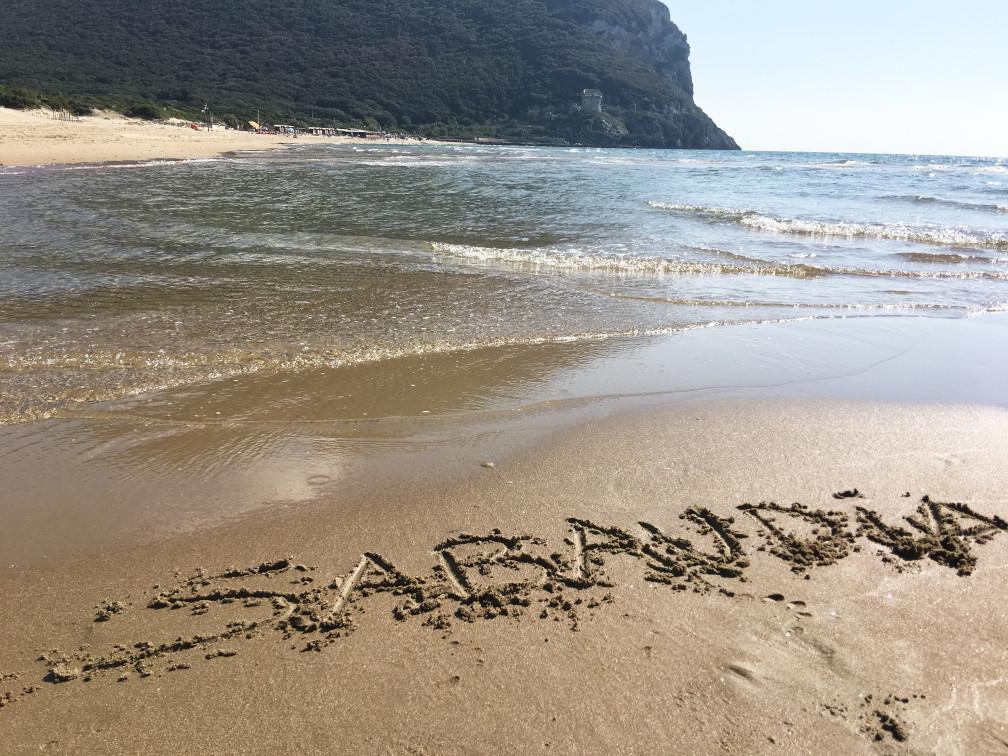 Sabaudia la Spiaggia